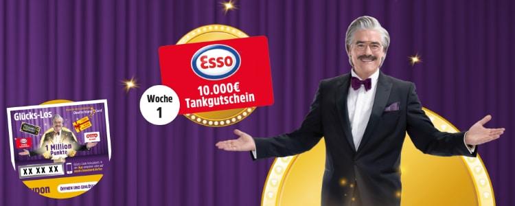 DeutschlandCard Gewinnspiel