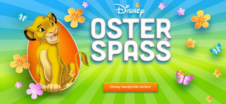 Disney Osterspaß