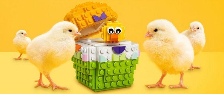 LEGO Osterei
