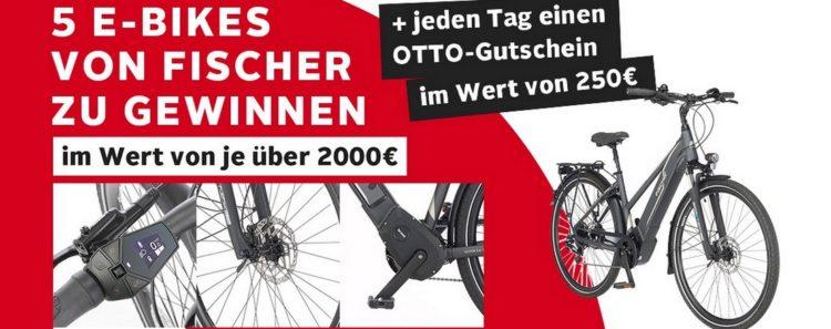 OTTO E-Bike Gewinnspiel
