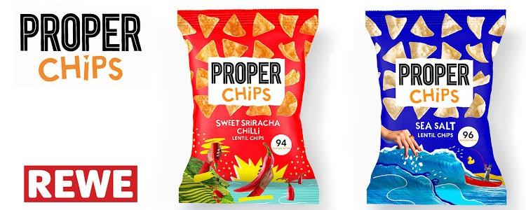 Proper Chips gratis testen