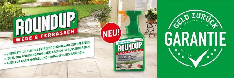 Roundup gratis testen