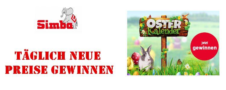 Oster-Kalender von Simba Toys