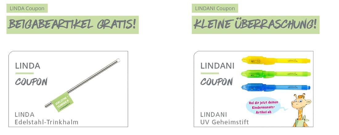 Lindani Coupon August Linda Apotheke
