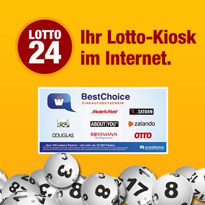 Lotto24 De Gutschein