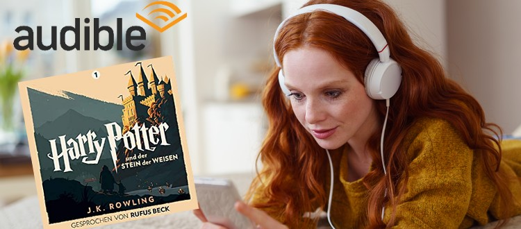 Audible Harry Potter