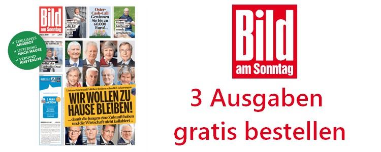 3x BamS gratis lesen