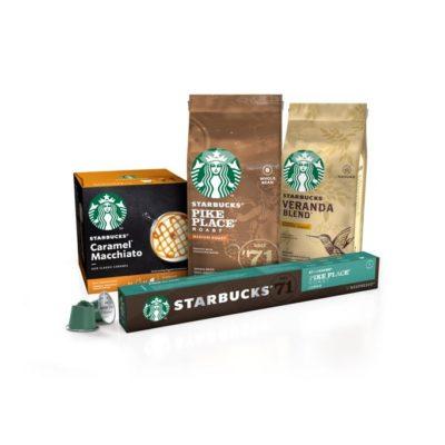 Starbucks Produkte