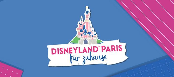 Disneyland Paris für zuhause