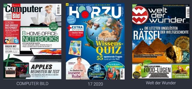 Readly Zeitschriften