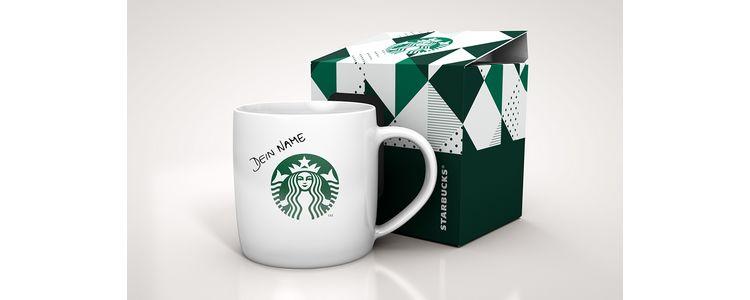 Starbucks Kaffee-Tasse