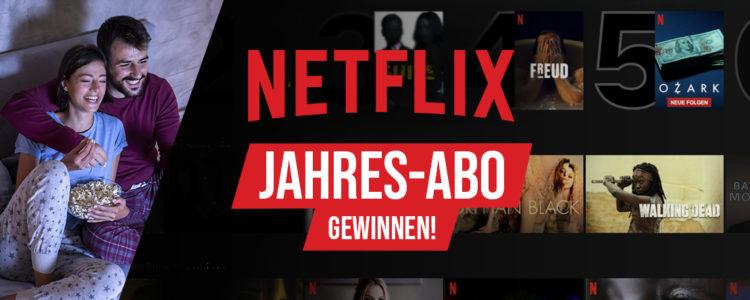 Netflix Jahresabo