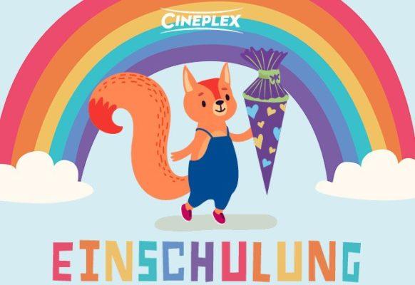 Cineplex Einschulung