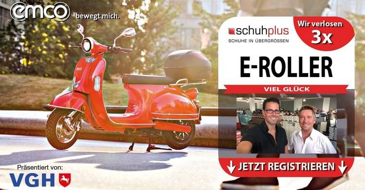 E-Roller von emco gewinnen