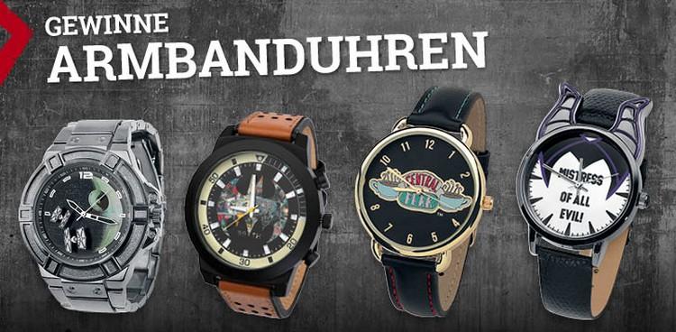 Armbanduhren von EMP