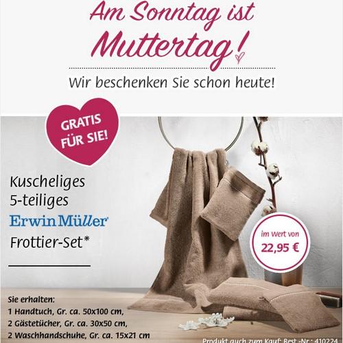 Erwin Müller Frottier-Set