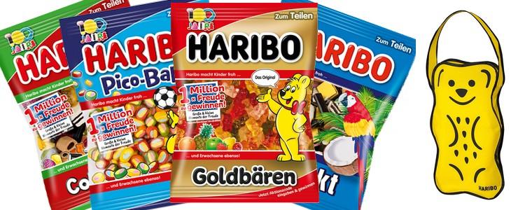 Goldbärentasche