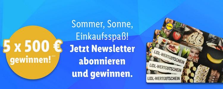 Lidl Newsletter