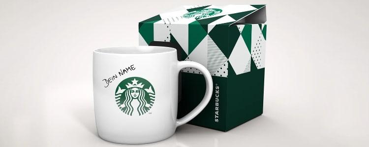 Starbucks Tasse
