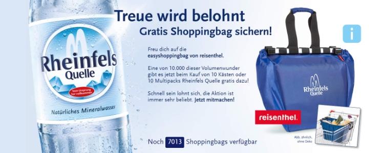 Reisenthel Shoppingbag gratis