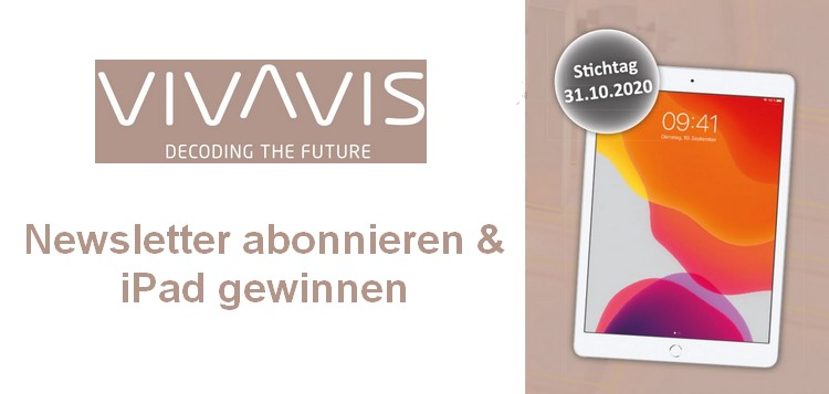Vivavis Gewinnspiel