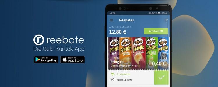 reebate Cashback-App