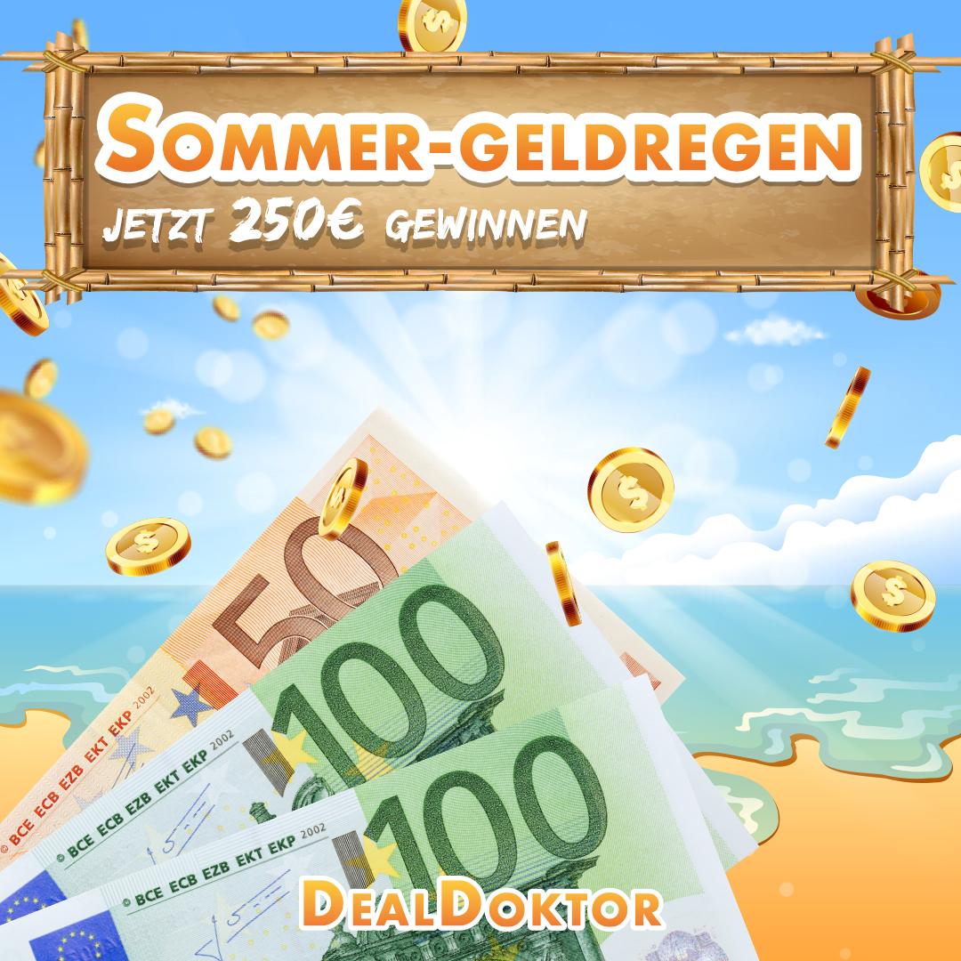 Sommergewinnspiel DealDoktor