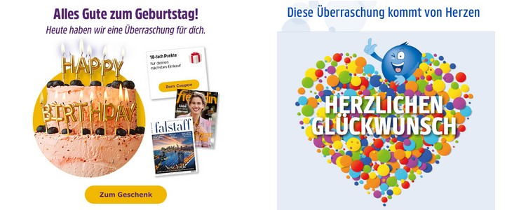 DeutschlandCard GEschenk