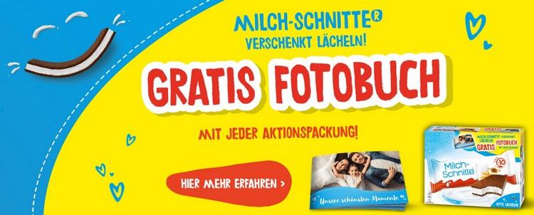 Fotobuch Milch-Schnitte