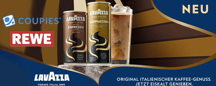 Lavazz Iced Coffee