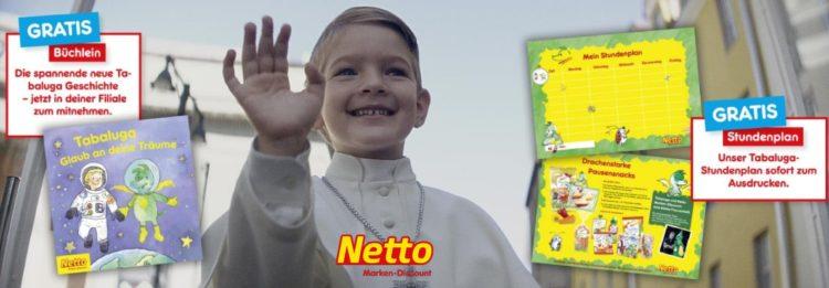 Netto Tabaluga Büchlein