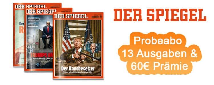 Spiegel Probeabo