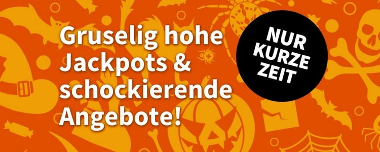 Halloween Lottohelden