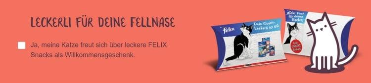 Leckerli von Felix