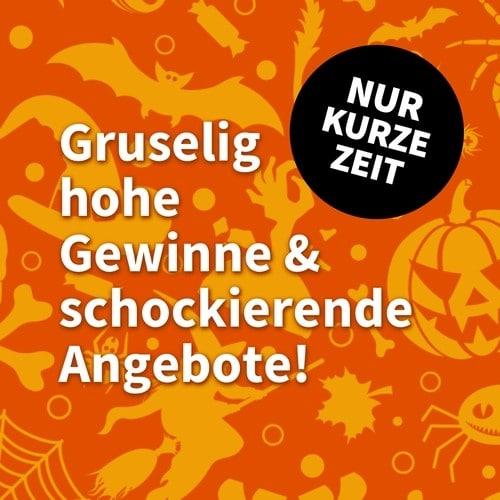 Lottohelden Halloween-Woche