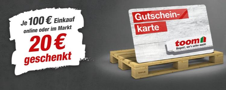 Toom_Gutscheinkarte