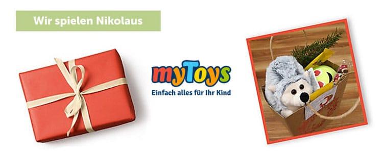 myToys Nikolausaktion