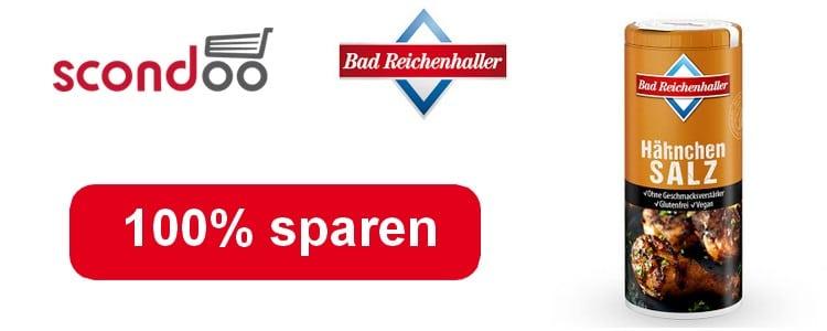 Bad Reichenhaller Hähnchen-Salz