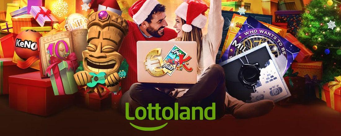 Lottoland Weihnachtsgeschenke
