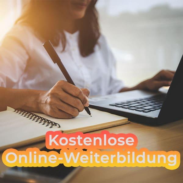 Kostenlose Online-Weiterbildungen