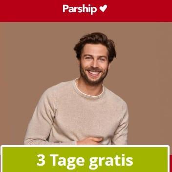 Parship 3 Tage kostenlos testen: jetzt Gutscheincode einlösen