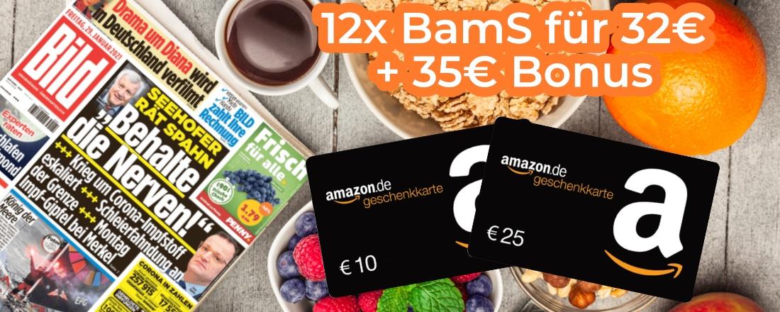 BamS für 32€