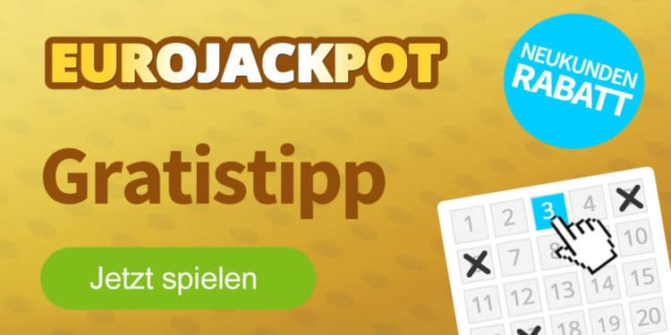 Eurojackpot Gratistipp