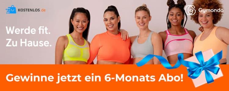 Gymondo-Gutschein gewinnen