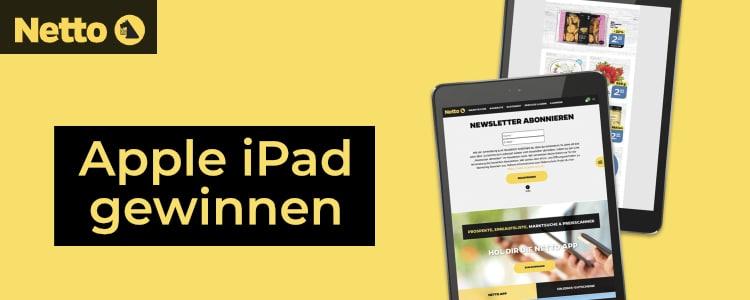Apple iPad gewinnen