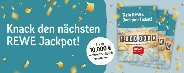 REWE Jackpot Ticket