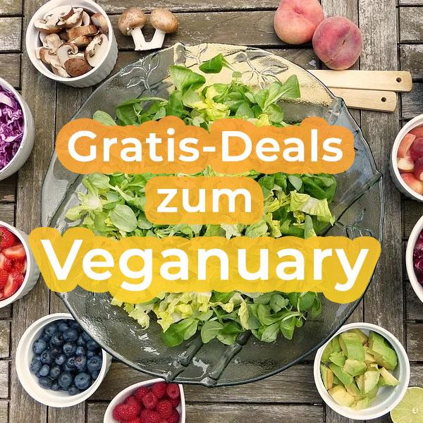Veganuary Deals