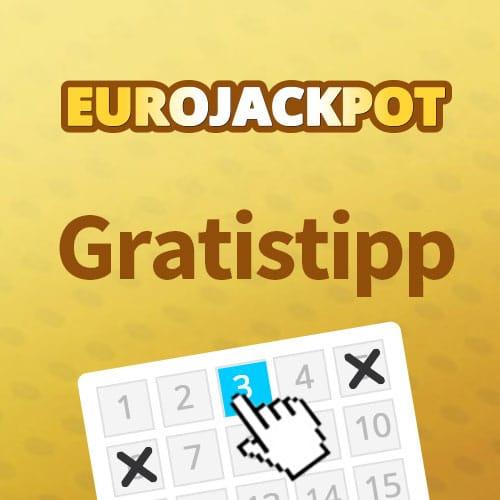 EuroJackpot Gratis Tipp