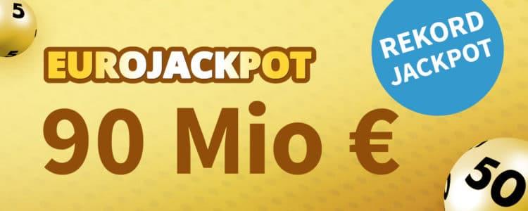 Eurojackpot Rekord-Jackpot