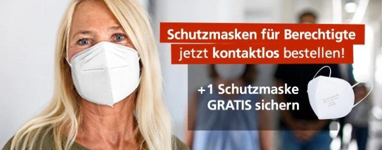 Medpex gratis Maske